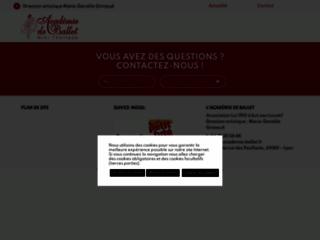 Détails : Académie de Ballet Danse-Etudes EAT Danse Classique