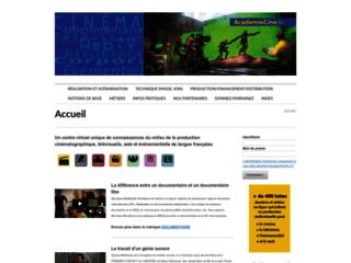 Détails : Academie Ciné