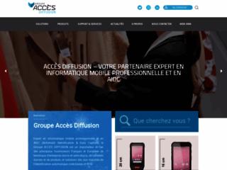 Détails : Informatique mobile professionnelle - Groupe Acces Diffusion