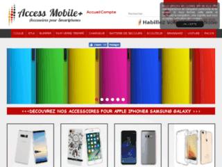 Détails : Accessoires Samsung Galaxy et Apple iPhone