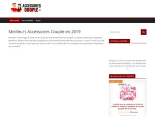 Détails : Guide d'achat des accessoires de couple
