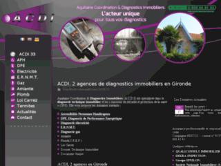Détails : Agences spécialisées dans les diagnostics immobiliers en Gironde