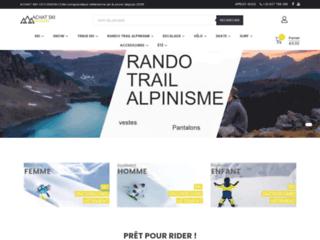 Détails : Achat ski occasion
