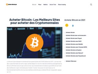 Toute l'information sur le Bitcoin