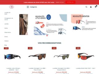 Détails : Vente en ligne de lunettes