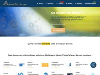 Site d'avis sur les plateformes d'achat de Bitcoin