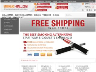 Détails : cigarettes électroniques