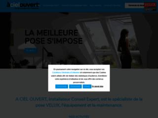 Détails : A Ciel Ouvert : expert de la pose VELUX