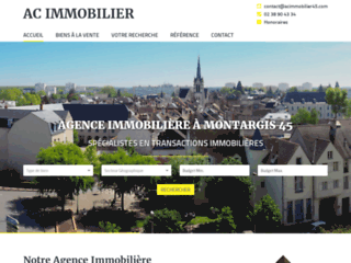 Agence immobilière AC Immobilier