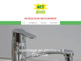 Détails : ACT Dépannage : votre entreprise multi-services sur Grenoble