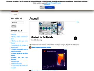 Création de site Web de qualité