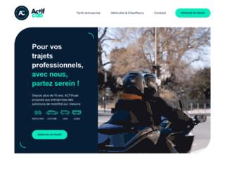 Réservation de taxi-moto et VTC en île-de-France
