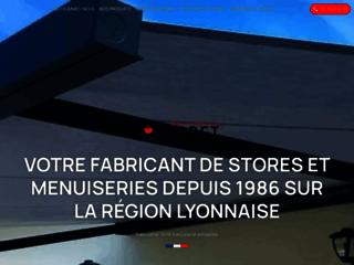 Détails : Fenêtres PVC Lyon - volets roulants Lyon