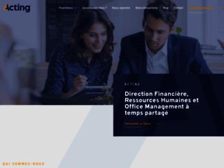 DAF et DRH au service du développement de votre entreprise