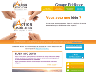 Création association Essonne, Action association