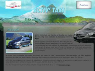Détails : Taxi Haute Savoie 74