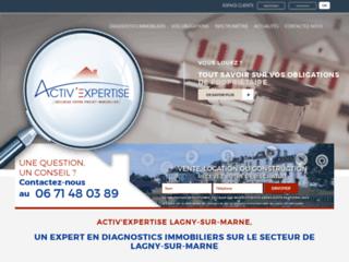 Activ'Expertise Lagny Sur Marne