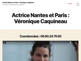 Actrice Nantes