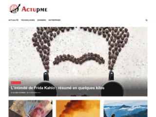 Détails : Les infos utiles au quotidien sur actu-pme.ch