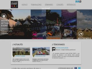 Détails : Actual Event, agence événementielle à Lyon