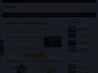 Actualitix : Cartes et statistiques