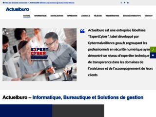Actuelburo - Solutions Informatiques (Béarn, Landes, Pays Basque)