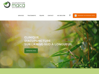 Acupuncture Longueuil