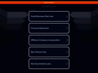Détails : Cabinet spécialisé en création de sociétés offshore
