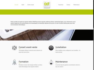 Installation matériel et logiciel médical