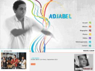 Détails : Adjabel, groupe de musique haïtien