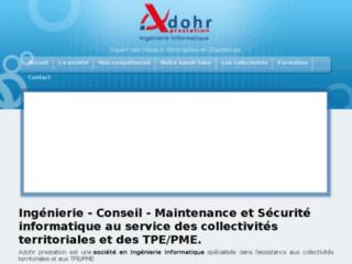 Détails : Développez votre réseau informatique avec Adohr Prestation