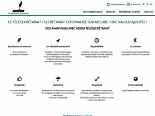 Un service de traduction de première qualité chez adomsecretariat.com