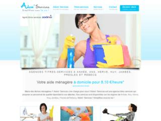 Femmes d'ouvrage sur Herve et alentours : Adom' services