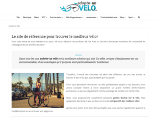 Conseils et comparatifs pour trouver le meilleur vélo
