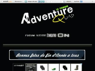 http://adventurequad91.clicforum.fr/portal.php