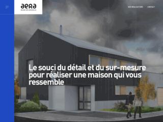 Aera, constructeur de maisons en Alsace