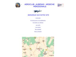 Aéroclub Aubenas-Vals-Lanas