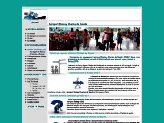 Détails : Aeroport Roissy Charles de Gaulle