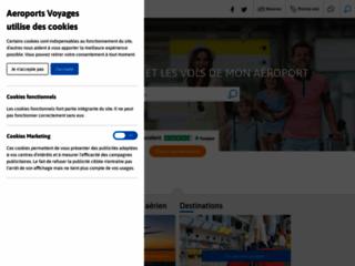 Aeroports Voyages : Vols et billets d'avion au meilleur prix