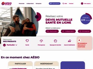 Détails : AÉSIO mutuelle, assurance santé