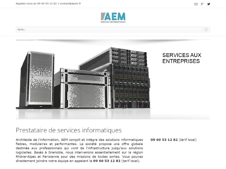 Détails : Informatique Grenoble - www.aexm.fr