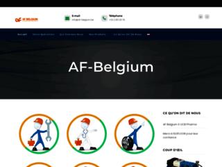 80 % d'économie d'énergie avec les sécheurs de www.af-belgium.be/fr/