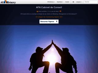 Détails : AFA Advisory - Cabinet de Conseil
