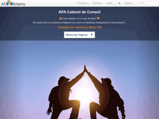 AFA Advisory - Cabinet de Conseil