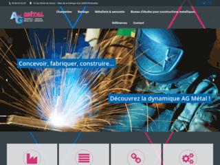 AG Métal - Charpentes métalliques - bargages - Métallerie - serrurerie Perpignan