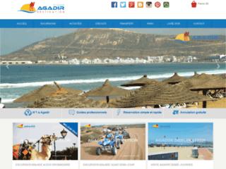 Excursions de rêves avec Agadir Destination