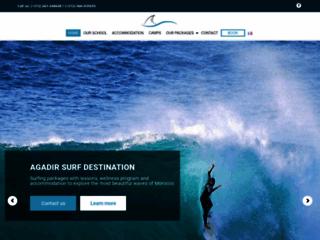 Détails : SURF MAROC | Séjour avec Cornile Christophe Agadir Surf Destination