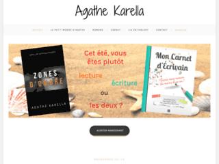 Agathe Karella - Zones d'ombre