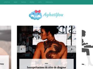 Détails : Agathyou : blog people et news de stars