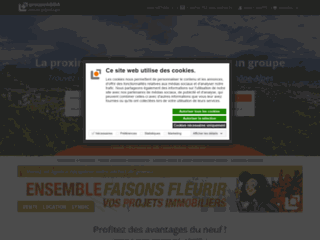 Détails : Groupe immobilier AGDA